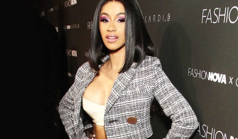 Cardi B Fulfils Her Childhood Dream….Buys A Crib For Her Mom…