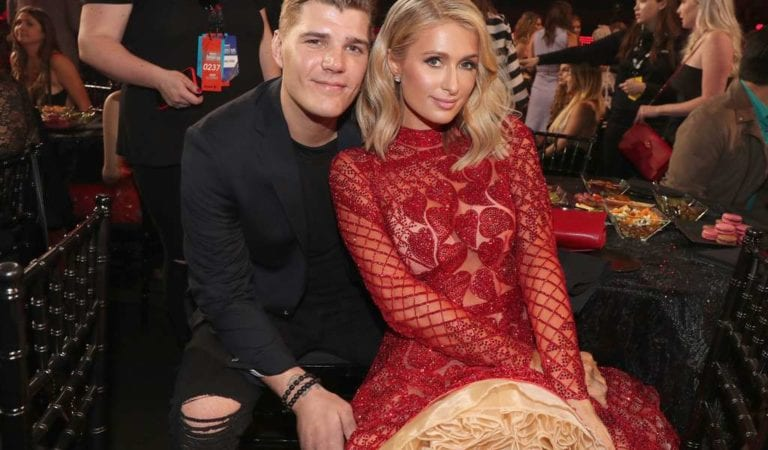 Paris Hilton's Ex Returns To His Career…